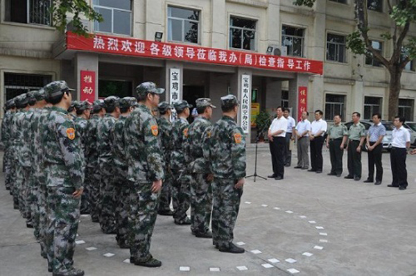 宝鸡眉县人防指挥中心
