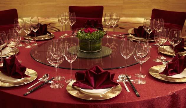 中餐宴会摆台|桌上餐具用品|陕西大明厨具:400-029图片
