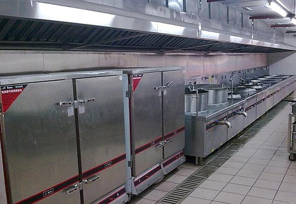 商用厨房排烟流量的计算方法