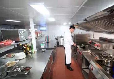 西餐厅厨房设备设计建议