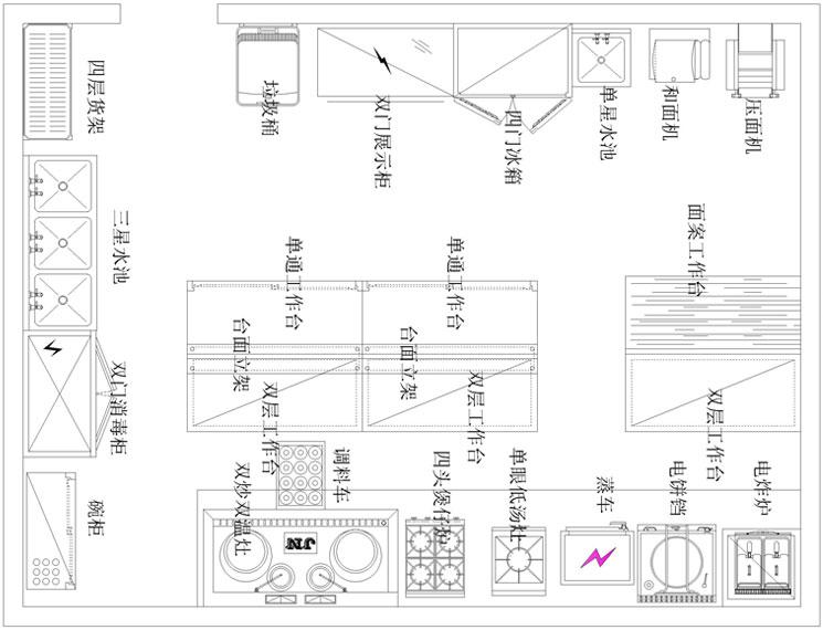 特效机械图纸