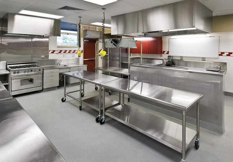 商用酒店厨房及食堂工程设备装修那点事