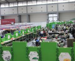 大明厨具在西安国际酒店设备展览会中携上百款新品亮相