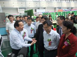 陕西省旅游局体验大明普威厨房设备未来餐饮厨房秀