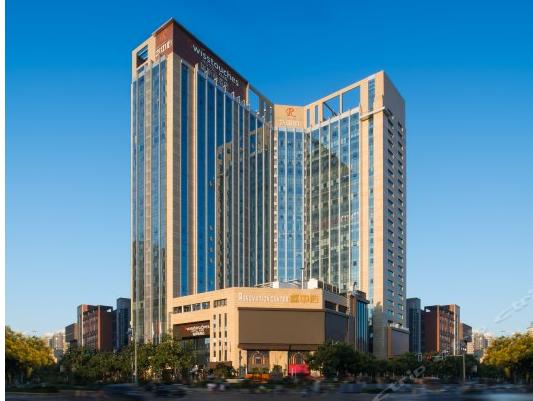 项目案例:西安大天瑞斯丽酒店(睿中心)