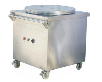 保温汤桶车