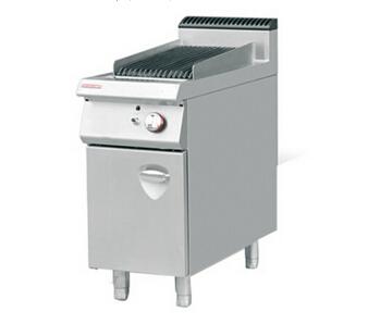 电火山石烧烤炉连柜