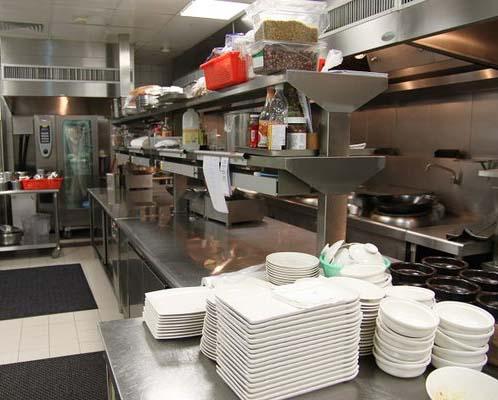 商业综合厨房项目
