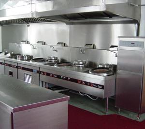 餐饮厨房工程设计