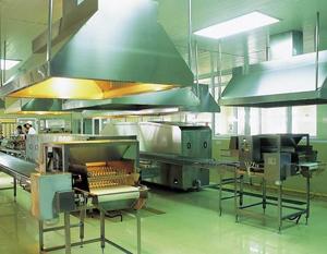 中央厨房工程设计
