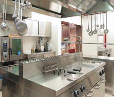 会所厨房工程设计