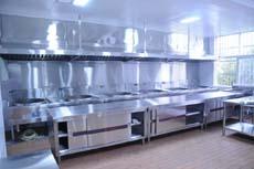 职员厨房工程设计