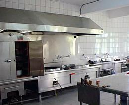 高校厨房工程项目